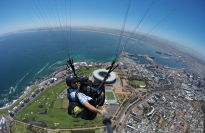 Fly Cape Town Paragliding