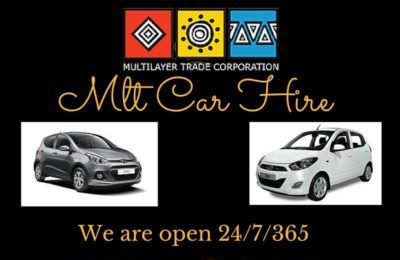 MLT Car Hire