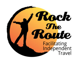 Rock the Route Logo