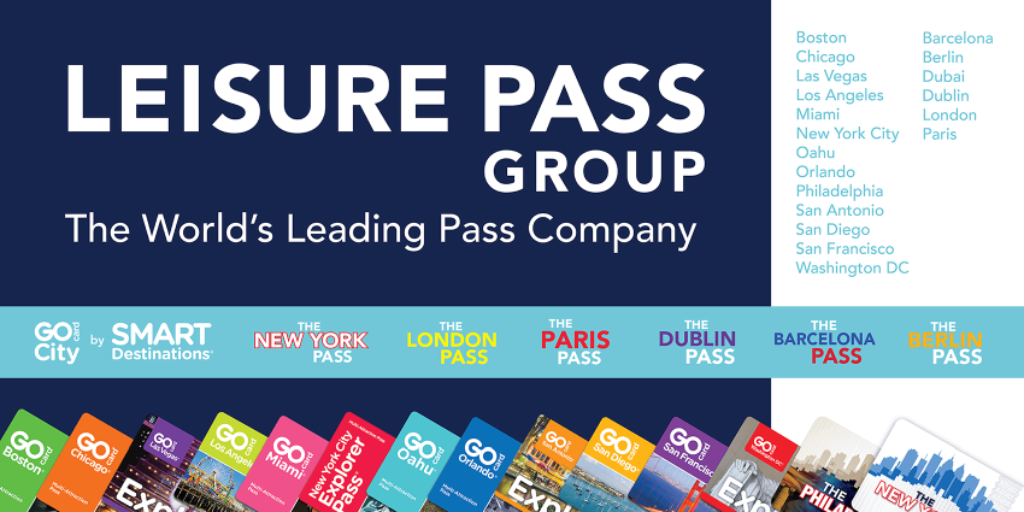 Collaborating with Leisure Pass Group