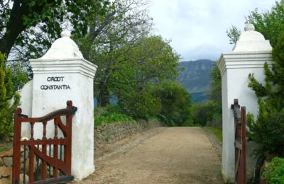 Groot Constantia Cellar Tour and Museum