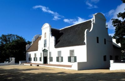 Groot Constantia Estate Tour estate building cape vistorian style