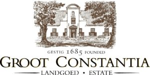 Groot Constantia Wine and Chocolate Pairing Logo