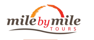 Mile by Mile Tours Logo