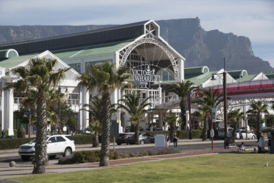 V & A Waterfront Shops at the mall